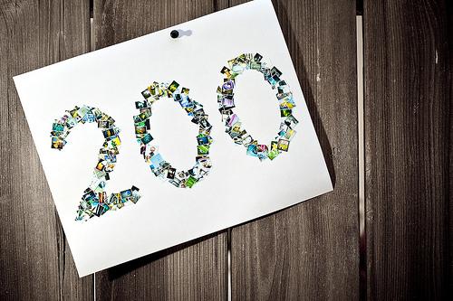 200 Posts Giorgia Boitano