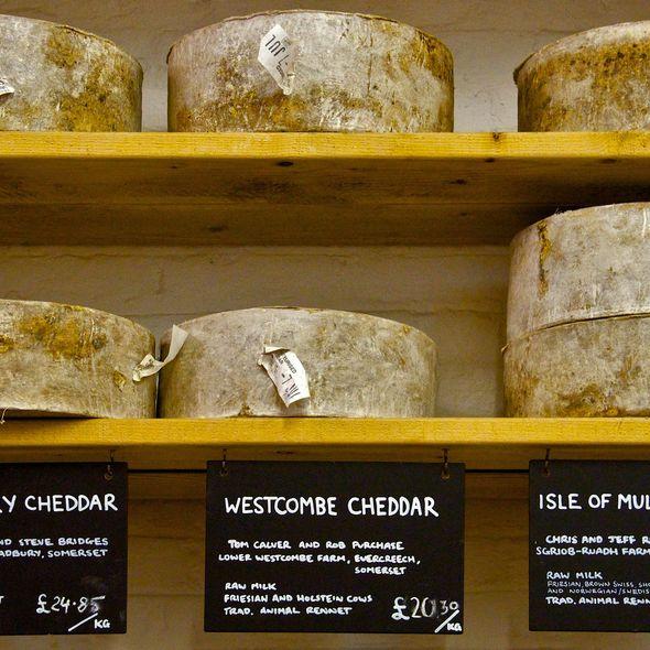 london-cheddar-cheese