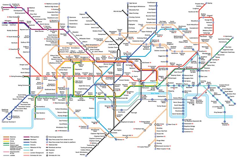 london-tube