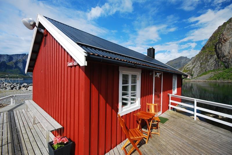 Norvegia c era una casa molto carina giorgia boitano - Comprare casa in norvegia ...