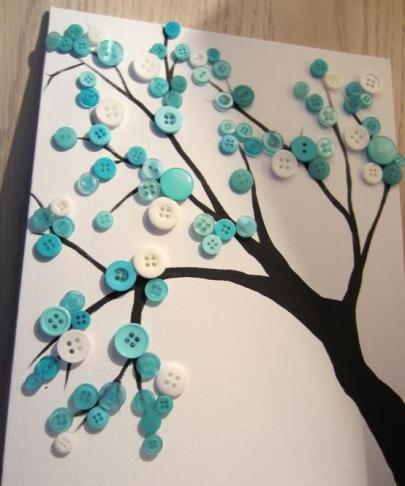 button-art