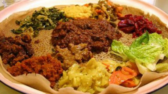 Africa giorgia boitano for Afrikaans cuisine