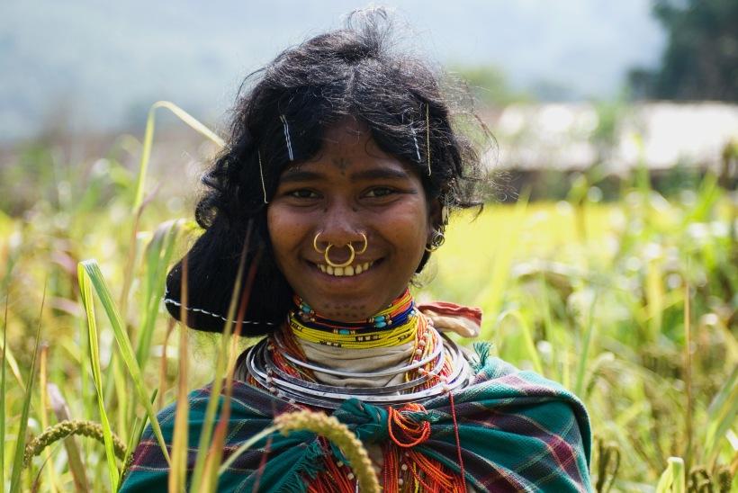 India-orissa-tribale